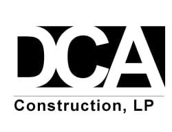 DCA Construction logo
