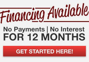 financing options available graphic