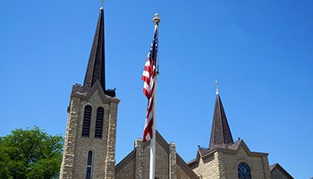 church-spires