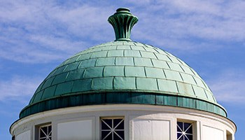 the-dome-roof-against-the-sky