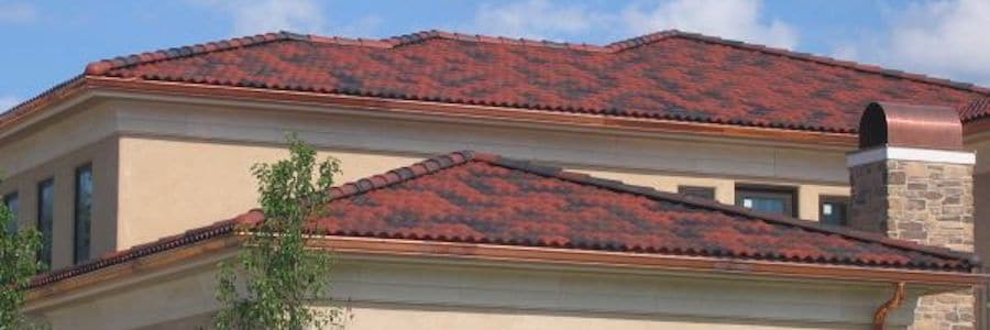 Brava Synthetic Spanish Roofing